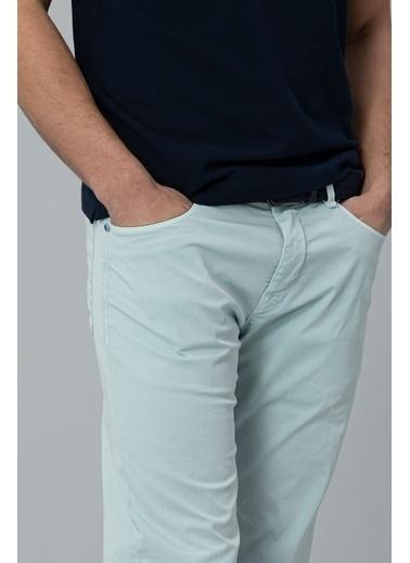 Lufian ımper Spor 5 Cep Pantolon Slim Fit   Mavi